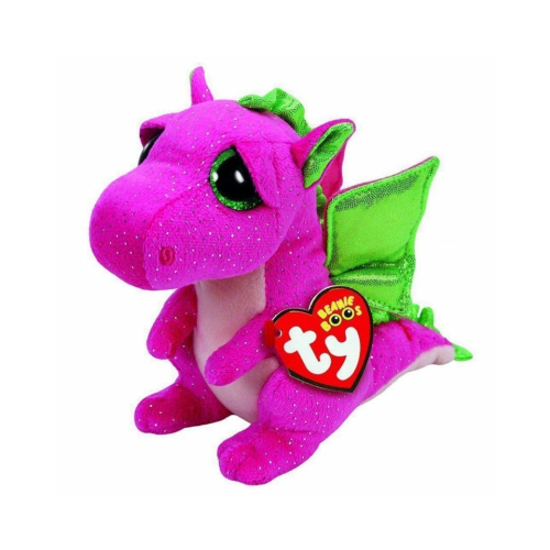 Jucarie Plus Dragonul Darla 24 cm