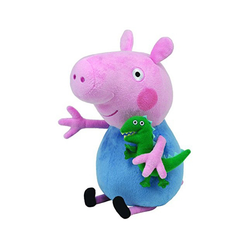 Jucarie Plus Peppa Pig George 28 cm
