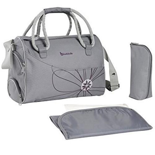 Geanta pentru Scutece Bowling Bag Grey
