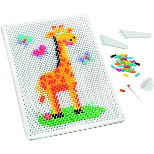 PlayGo Set Margele Mozaic Peg A