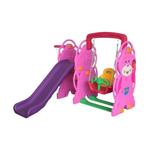 Million Baby Centru de Joaca 3 in 1 Ursulet Multicolor