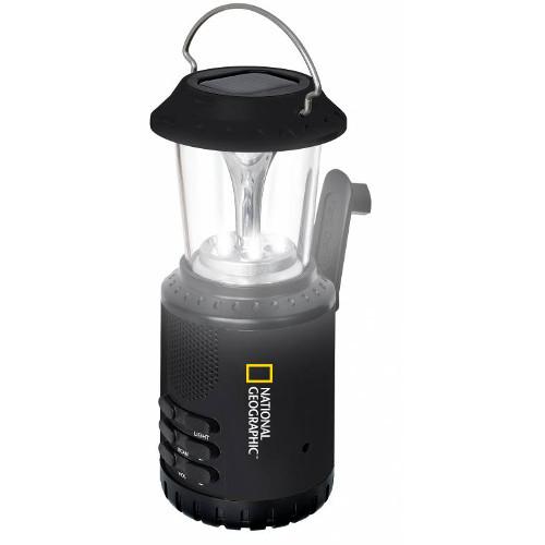 Lanterna cu Radio pentru Camping