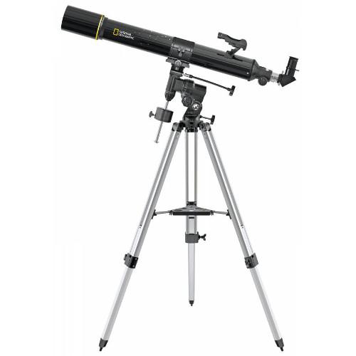 Telescop cu Refractie 90/900 EQ3