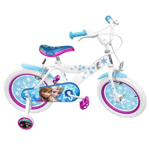 Stamp Bicicleta Frozen, 16 inch