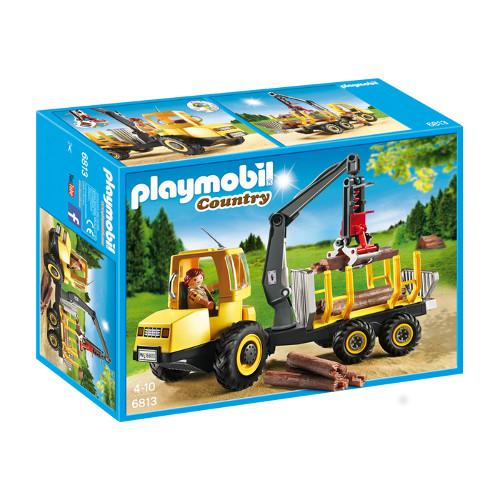 Country - Forester House - Transportor de Lemne cu Macara thumbnail