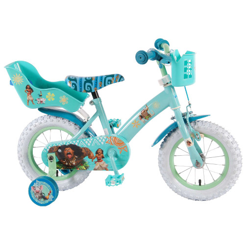 Bicicleta Disney Vaiana 12