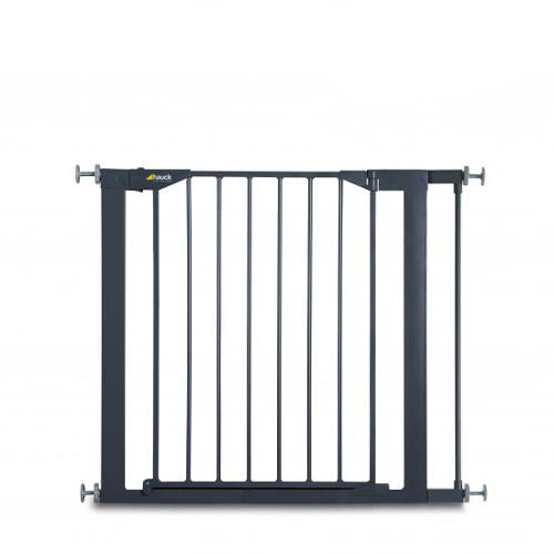 Poarta Siguranta cu Extensie 7 cm Close and Safe Charcoal