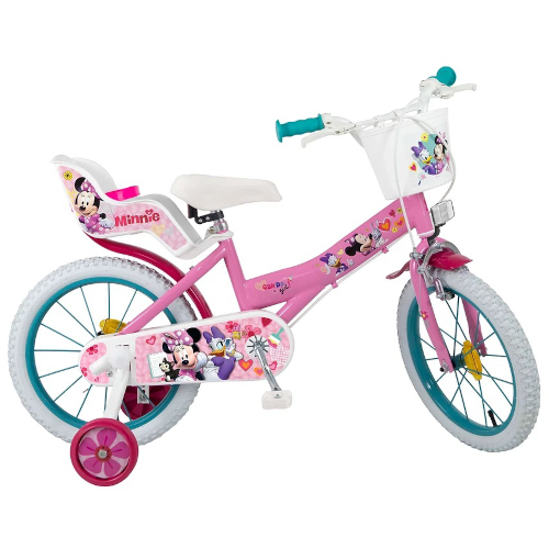 Bicicleta Minnie Mouse 16 inch thumbnail