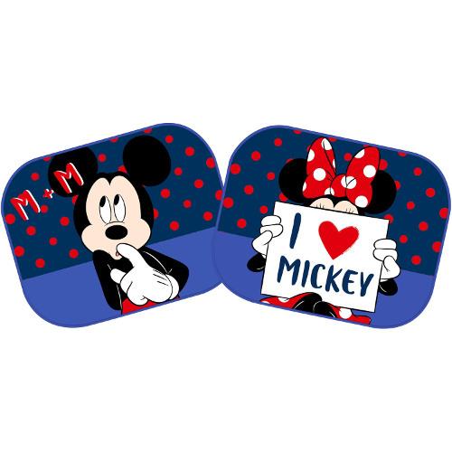Set 2 Parasolare Minnie si Mickey In Love