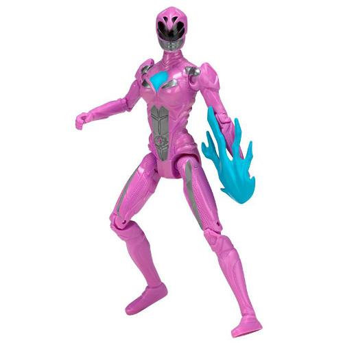 Figurina Power Rangers Pink Ranger 12.5 cm