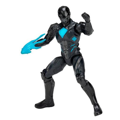 Figurina Power Rangers Black Ranger 12.5 cm