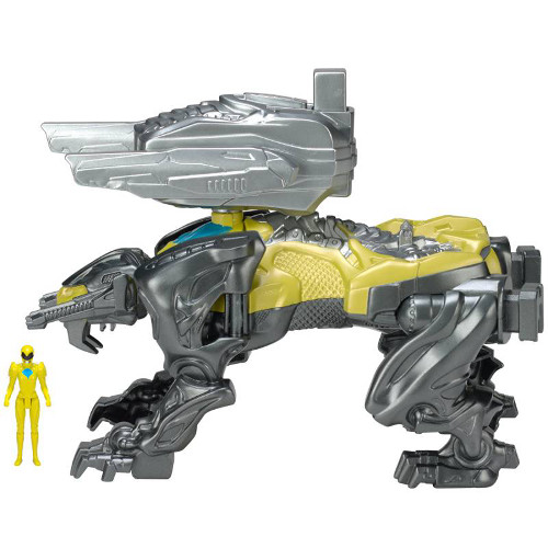 Bandai Figurina Power Rangers Sabertooth Battle Zord
