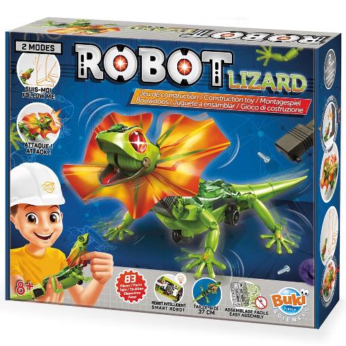 Buki France Joc de Constructie Robotul Lizard
