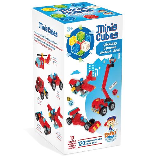 Buki France Mini Cuburi – Vehicule