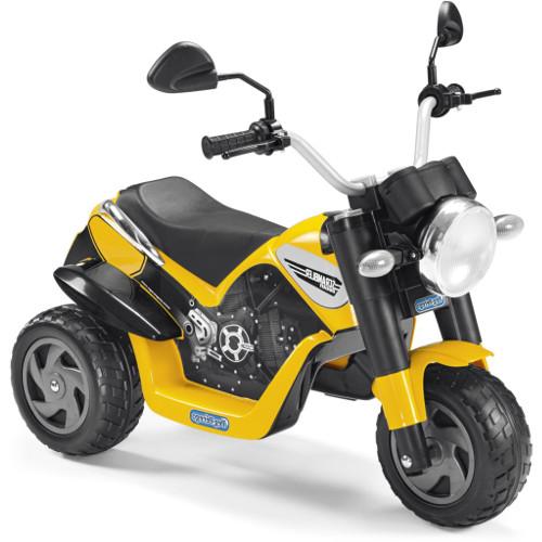 Tricicleta Ducati Scrambler cu Acumulatori