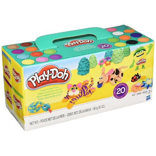 Hasbro Set Plastilina Play Doh 20 Cutii