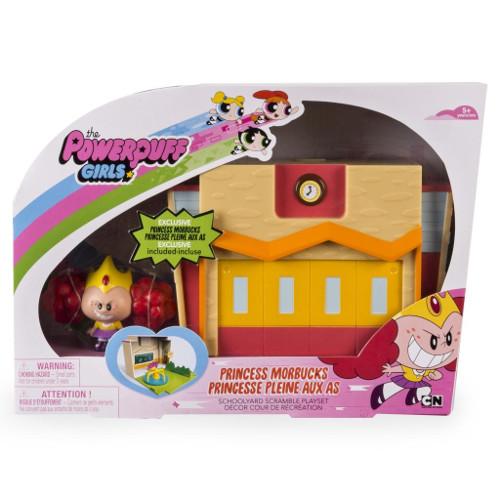 Powerpuff Girls - Set Printesa Morbucks la Scoala