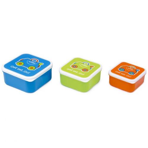 Set Cutiute Snack Pots Blue thumbnail