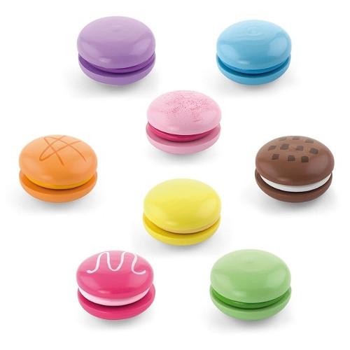 Set Macarons