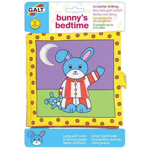 Galt Soft Book – Carticica Moale Bunny's Bedtime