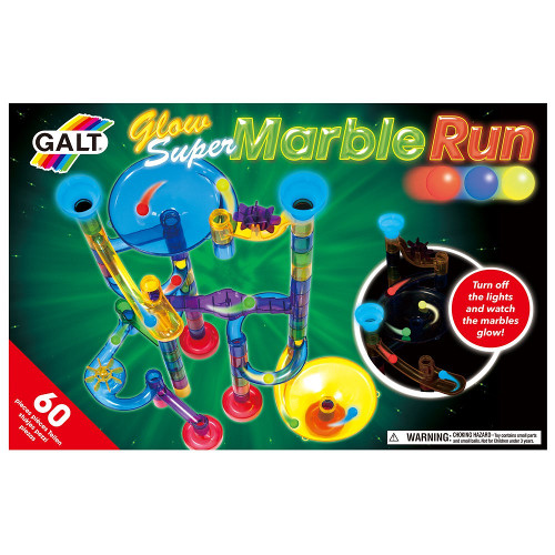 Super Marble Run - Set Reflectorizant