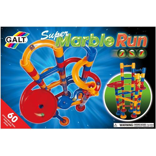 Galt Super Marble Run – Super Curse cu Bilute de Sticla