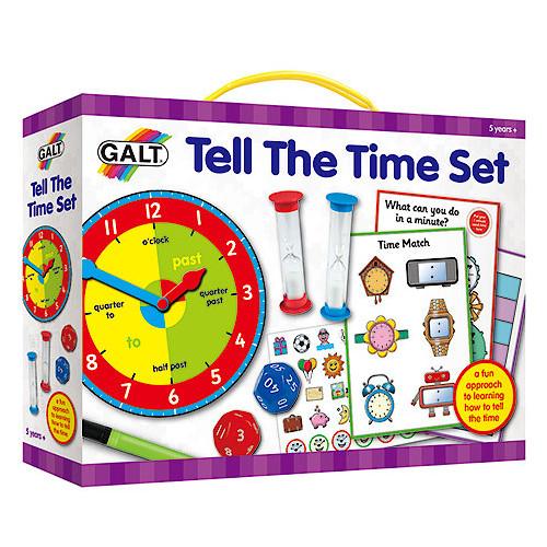 Set Invata sa Citesti Ceasul
