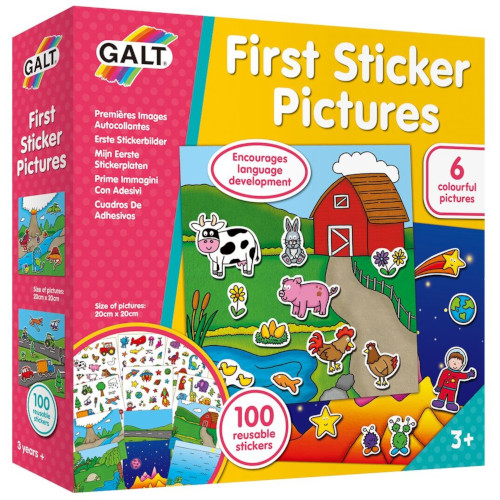 Galt Primele Mele Stickere
