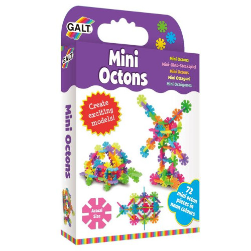 Galt Set de Constructie Mini Octons
