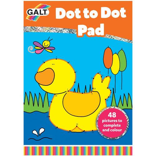 Dot to Dot Book - Carte Uneste Punctele - Ratusca