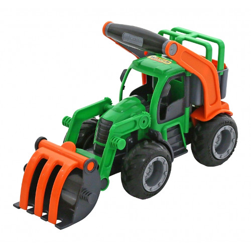 Tractor cu Buldozer