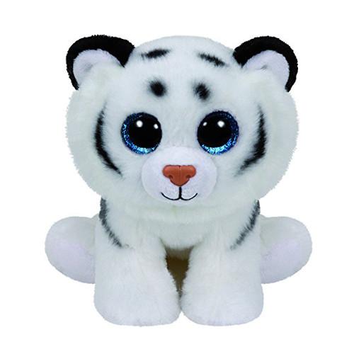 Ty Plus Tigrul Alb Tundra 15 cm