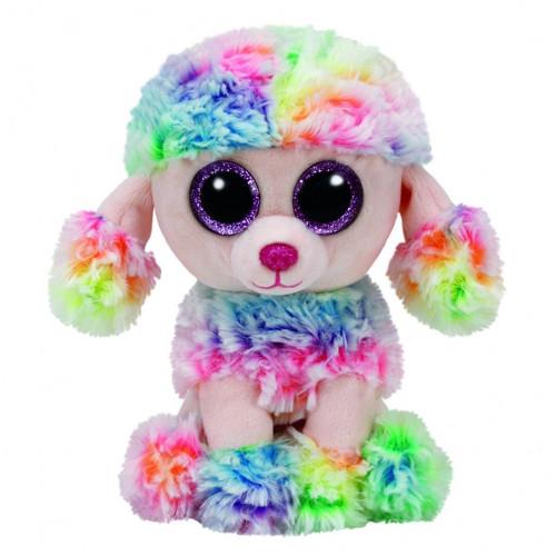 Ty Plus Pudelul Rainbow 24 cm