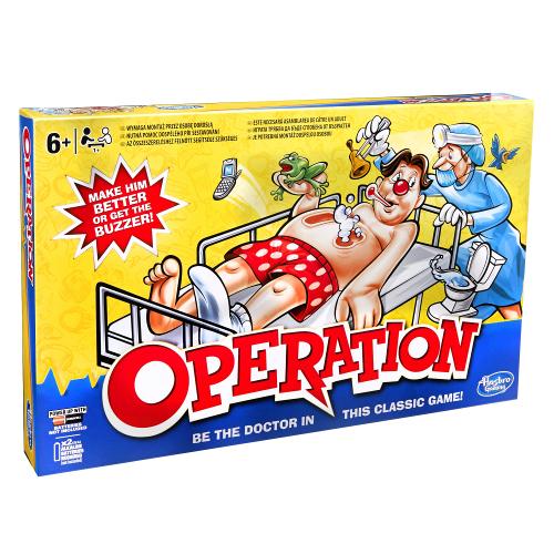 Joc de Societate Operation