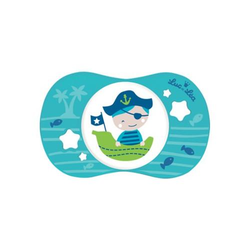 Suzeta Silicon SYM Pirat 18 Luni+