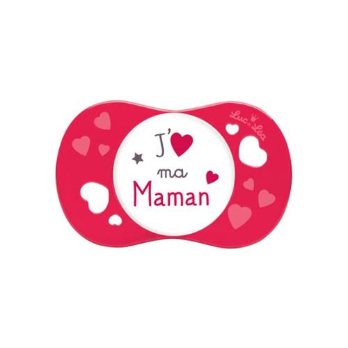 Suzeta Silicon SYM J'aime Ma Maman 18 luni+