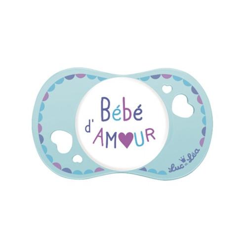 Suzeta Fiziologica Bebe D'amour 0-6 Luni