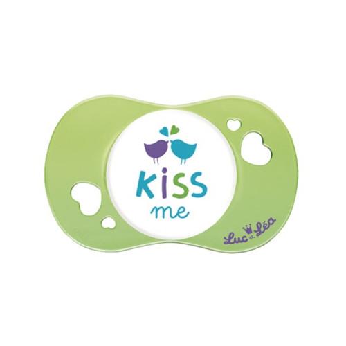 Suzeta Fiziologica Kiss Me 6 luni+