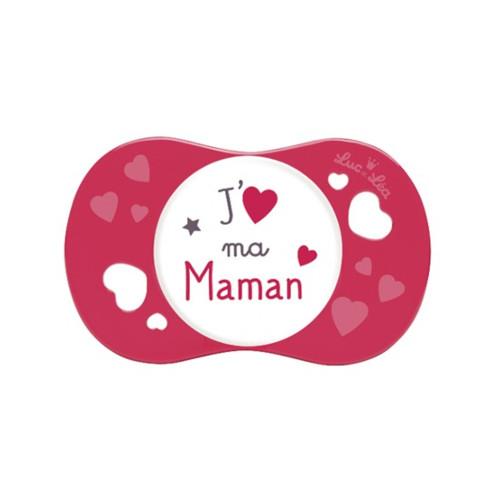 Suzeta Silicon SYM J'aime Ma Maman 6 Luni+