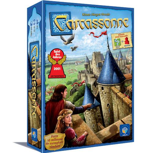 Schmidt Joc Carcassonne II – Jocul de Baza