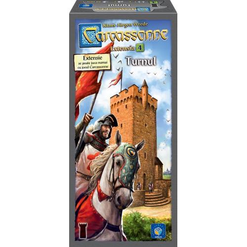 Schmidt Carcassonne II Extensia IV – Turnul