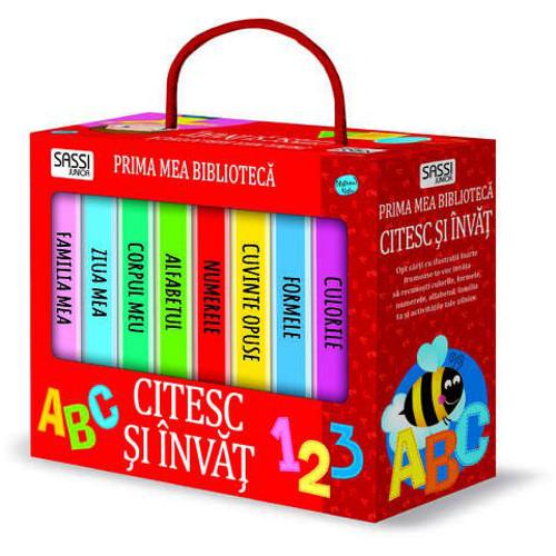 Prima Mea Biblioteca - Citim si Invatam in Limba Romana