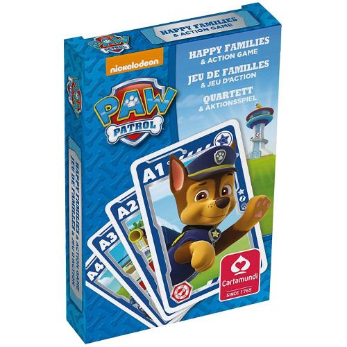 Carti de Joc Happy Families Paw Patrol
