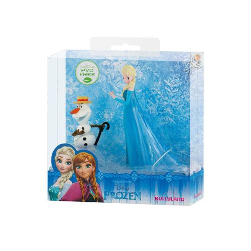 Bullyland Set Figurine Frozen Elsa si Olaf