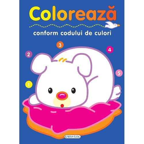Activitati - Coloreaza dupa Cod