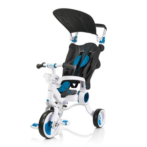 Tricicleta Pliabila Albastra