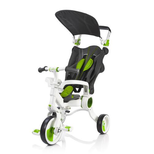 Tricicleta Pliabila Verde