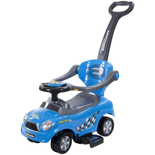 Sun Baby Masinuta Multifunctionala Coupe Albastra