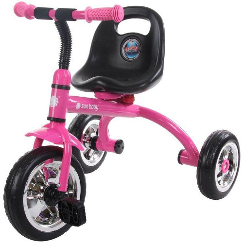 Tricicleta Basic Roz