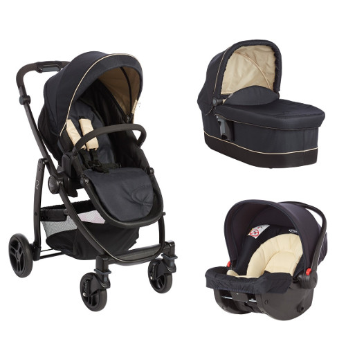 Graco Carucior Evo II 3 in 1 Navy Sand